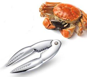 Алюминий морепродуктов Моллюски краба крекеры омаров коготь Стиль Nut Cracker Food Kitchen Gadget Tool 2 цвета