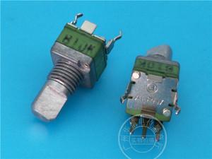 Taiwan Alpha prodotto 9011 Vertical singolo Lian potenziometro B10k Handle 12mmf lungo