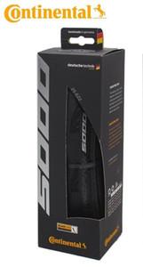Original Continental Grand Prix GP 5000 700 x 23/25 / 28C Road Bike Clincher dobrável pneu com caixa