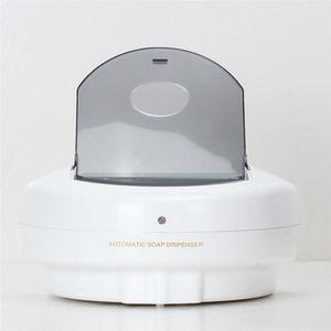 Dokunmadan sıvı sabunluk 500ml Alkol Dezenfeksiyon Makinesi Otomatik Sabunluk El Temizleyici Jel Dispenserler IIA51 Duvara monte
