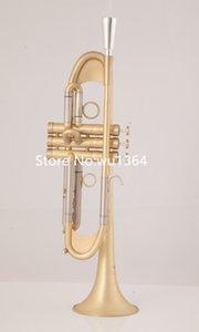 Профессиональная падающая мелодия BB Trumpet Tr-305G мундштук из музейного музыкального инструмента высокое качество с корпусом, клетчатая бесплатная доставка