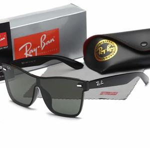 O novo 2019 óculos de sol miopia óculos de sol dos homens maré restaurar antigas maneiras espelho condução óculos de sol espelho de rã 7029 com caixa original