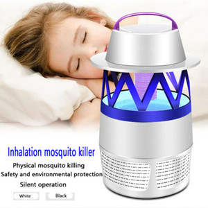 Household e exterior assassino do mosquito LED comercial LED Light Non-Toxic UV Insect Armadilha USB