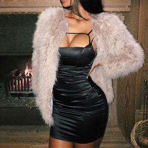Vestito delle donne di nuova estate di caldo sexy della fasciatura senza maniche di sera del partito di Bodycon Club breve mini abito delle signore della donna Guaina Abiti Strap