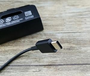 Mais recente Genuine 2A carregamento rápido Cabos carregador original OEM Tipo C Cabo 1.2M 4FT USB para Samsung S10 S9 S8 Nota 10 9 LG G5 Xiaomi Huawei P9