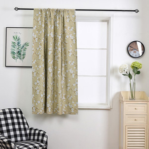Window Blackout Curtain For Living Room Bedroom Blinds 60*140cm Blackout Curtains For Window Treatment Blinds Finished Drapes DBC DH0900-4
