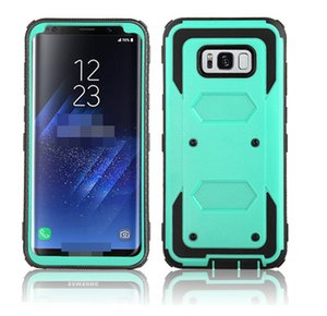 ForSamsung Galaxy on5 Phone Cases Best Phone Cases Militärgrad Ganzkörper Hybrid Dual Layer Protective 360 ​​Grad drehbaren Halter