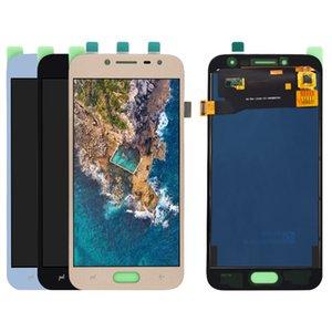LCD para Samsung Galaxy J2 Pro 2018 J250 J250F SM-J250F / DS pantalla LCD de pantalla táctil digitalizador Asamblea Replacemen