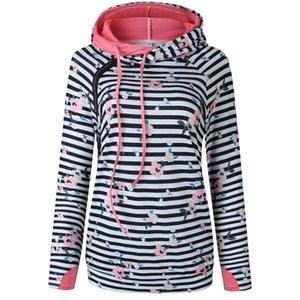 Yeni Sonbahar ve Kış Modası Baskılı Elbiseler, Şapkalar, Kravatlar, Cepler, Fermuarlar, Uzun Kollu Kadın Üstleri ve Hijyenik Giysiler 100227