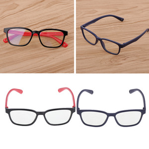 2pcs Kids Stylish Eye Glasses Blue-blocking Children Computer Gaming Glasses
