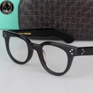 Brand New Moscot Occhiali Lemtosh ottico uomini donne della pagina occhiali dell'acetato di Grande struttura di vetro trasparente della lente d'epoca di qualità Eyewear