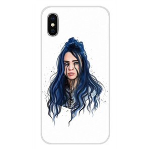 Billie Eilish 13 Accessories Phone Cases Covers For Samsung A10 A30 A40 A50 A60 A70 M30 Galaxy Note 2 3 4 5 8 9 10 PLUS
