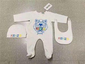 Roupa do bebê Roupa melhor quentes da venda Crianças macacãozinho Bebés Meninos e Meninas Set Bottoming Macacão Bebê infantil bonito Cotton