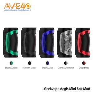 Geekvape Aegis Mini Mod 80W construit en batterie 2200mAh V Geekvape Aegis Legend Mod 100% d'origine