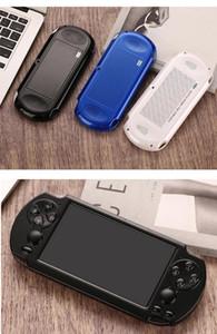 8GB X9 Handheld Game Player 5-дюймовый большой экран портативной игровой консоли MP4 плеер с камерой TV Out TF видео