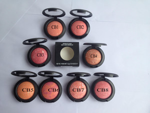 Hot Makeup Baked Blush Mineralize Blush 12g