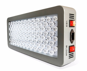 DHL Advanced Platinum Series P300 300w 12-band LED Grow Light AC 85-285V Double leds - DUAL VEG FLOWER FULL SPECTRUM Led lamp lighting 555