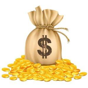 Новые затраты на дополнительную плату Просто для баланса заказа Коробка для индивидуальных персонализированных продуктов Оплатить дополнительные деньги Продажа для платежей на память Ссылка Быстрая доставка