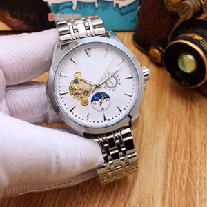 2019 hombres de lujo del diseñador automática Relojes de pulsera de etiquetas de alta calidad mecánica marca de moda para mujer del reloj de señora