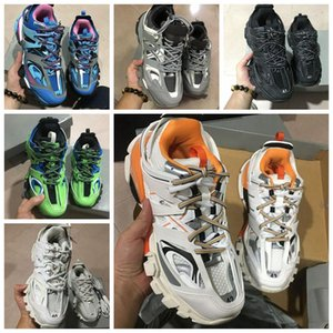 Balenciaga Diseñadorzapatos Triple S 3.0 zapatillas de deporte de lujo del hombre Casual Zapatos mujeres de la plataforma al aire libre plataforma de las zapatillas de deporte