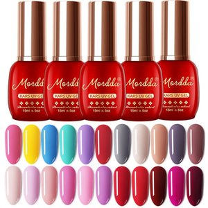 Nail Gel lunga durata rimovibile Environmentally Friendly fototerapia gel Nail Polish Set