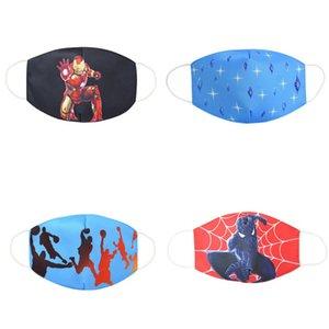 ткань tapaboca дети партии тема поставки маска хлопок лицо рот маска мультфильм молодежной детские масок для малыша бом rouska hotclipper chpfK