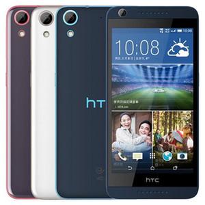 Recuperado HTC Desire Original 626 5.0 polegadas Octa Núcleo 2GB RAM 16GB ROM 13MP câmera 4G LTE Android Smart Mobile telefone gratuito DHL 30pcs