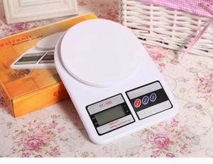 Mini-Digital Scale Kitchen Food scales high precision Weight Snacks líquidos Food jewelry scale electronic pocket Scale steelyard 1g-10kg