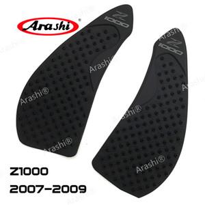 Arshi Tank Pad Koruyucu Sticker Için KAWASAKI Z1000 2007-2009 Tank Pedleri Yumuşak Kauçuk Çıkartmalar Yan Ped Sticker Gaz Yakıt Kavrama Çıkartmaları Z 1000