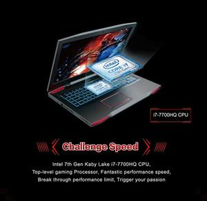 cheap Wholesale 15.6 inch Notebook Windows 10 Intel Core i7-7700HQ quad Core 15.6 inch IPS Screen 32GB DDR4 RAM M.2 512GB SSD 2TB HDD Laptop