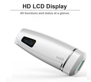 Fasiz 3 in1 Photoepilator IPL Depilazione corpo femminile Depilator Electricepilator permanente indolore completa livelli laser Epilatore 5 Energia.