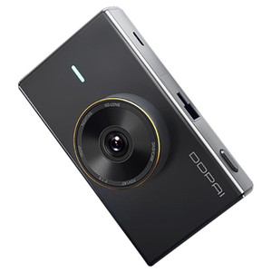 DDPAI MOLA Z5 inteligente Recorder LED Touch Screen 1600P Car HD DVR - Black
