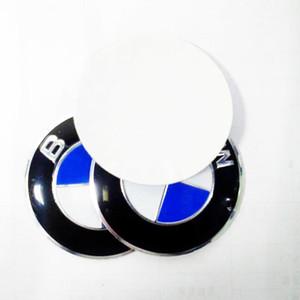 4 Adet 56mm 60mm 65mm 68mm Araba Amblem Badge Sticker Tekerlek Merkezi BMW BMW için Caps ALPINA X1 X3 X5 X6 E46 E39 E60 E90 Hubcaps