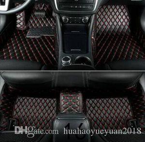 Dodge Journey 2009-2018 Araç Paspaslar Liner Ön Arka halı Mat FLY5D İçin