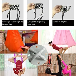 Aerial Yoga Hammock Hanging Plate Sandbag Hook Fixed Load-bearing Dancing Ring Swing Buckle