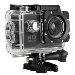 50PCS SJ4000 freestyle 120 degree 2-inch LCD 1080P Full HD HDMI action camera 30 meters waterproof DV camera sports helmet