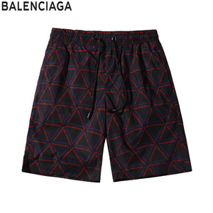 Les hommes Designershorts Pantalons Shorts d'été décontractée Mode décontractée luxe Shorts Drawstring Sweatpants Brandshorts 20022101Y