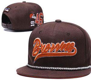 Proyecto On-Stage Cleveland sombrero Gorras casquette del snapback del sombrero de béisbol Gorra Plana-ala Equipo tamaño de la bola Strapback Cap manera clásica