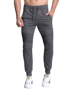 nuovi pantaloni da uomo Hallen primavera e autunno primavera e in autunno Europa e in America pantaloni a vita bassa pantaloni sportivi per il tempo libero