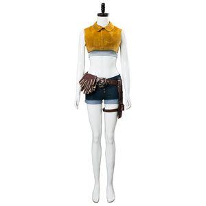 Devil May Cry 5 Cos Nicole Satz Cosplay Kostüm Nico Spiel weibliche Figur C Anzug Halloween Shorts