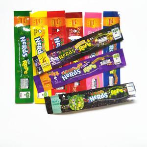 600 400 420 MG NE RDS RO PE 빈 가방 플라스틱 편집 식품 소매 포장 12 스타일 냄새 가방 DHL 무료