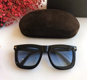 Di alta qualità TF0731 Retro-vintage occhiali da sole UV400 unisex importati plancia quadrato big-RIM 52-21-140 accustomized freeshipp imballaggio fullset