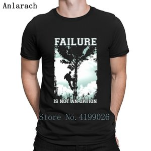 Failure Is Not Option Dangerous Work Sky Take Care T Shirt Spring New Arrival Mens Fashion Mens T Shirts Hiphop Designer Quirky