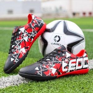 новые футбольные бутсы, футбольные тренировочные ботинки, мужская детская женская спортивная обувь, сломанные футбольные бутсы для ногтей,крытая футбольная обувь