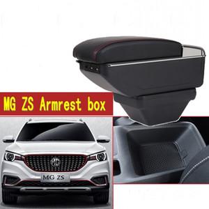 MG ZS bracciolo dell'automobile Center Console scatola di immagazzinaggio prodotti interni bracciolo auto-styling accessori decorativi parte 17-19