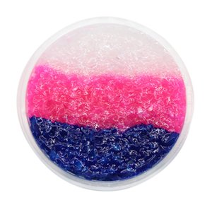 Shop owner recommended Beautiful Color Mixing Mud Puff Slime Putty Scented Stress Kids Clay Toy 60ml The Gift For Kid toys