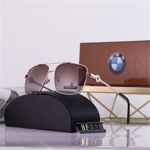 Fashion Oversized metal Sunglasses Vintage Large Frame Plank Lightweight Sunglass Men122