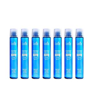 Lador Perfect Fill-Up 7шт Кератиновая лечение для волос сухое поврежденное ремонт кератиновый кожи головы лечение заставить блестить гладкий