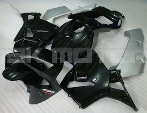 Литьевая форма новый ABS мотоцикл обтекатели комплекты подходят для HONDA CBR600RR F5 2003 2004 03 04 600RR пользовательские черный