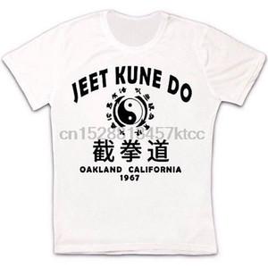 Jeet Kune Do Bruce Lee Kung Fu Wing Chun Muay Thai Retro T-shirt unisexe